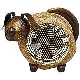 Deco Breeze DBH5422 Dog Figurine Heater Fan