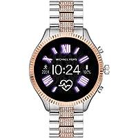 Michael Kors Lexington Connected Smartwatch Gen 5 con tecnología Wear OS de Google, altavoz, frecuencia cardíaca, GPS…