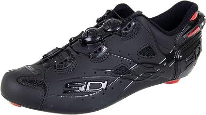 Sidi - Zapatillas de Ciclismo para Hombre, Color Negro y Negro ...