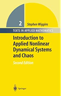Nonlinear dynamical systems and control a lyapunov based approach introduction to applied nonlinear dynamical systems and chaos texts in applied mathematics fandeluxe Images