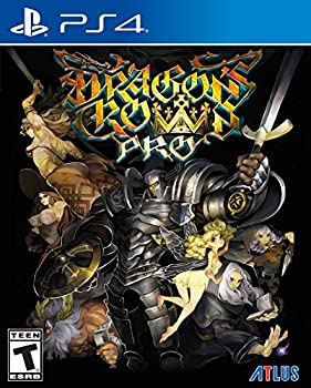Dragon's Crown Pro Standard Edition for PS4
