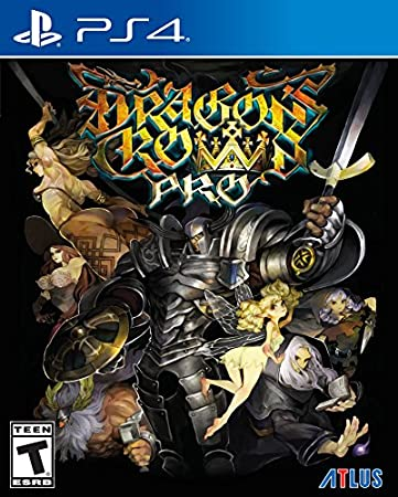 Dragon's Crown Pro - PlayStation 4 Standard Edition