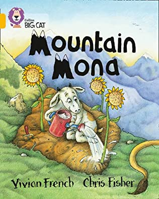 book cover of Mountain Mona