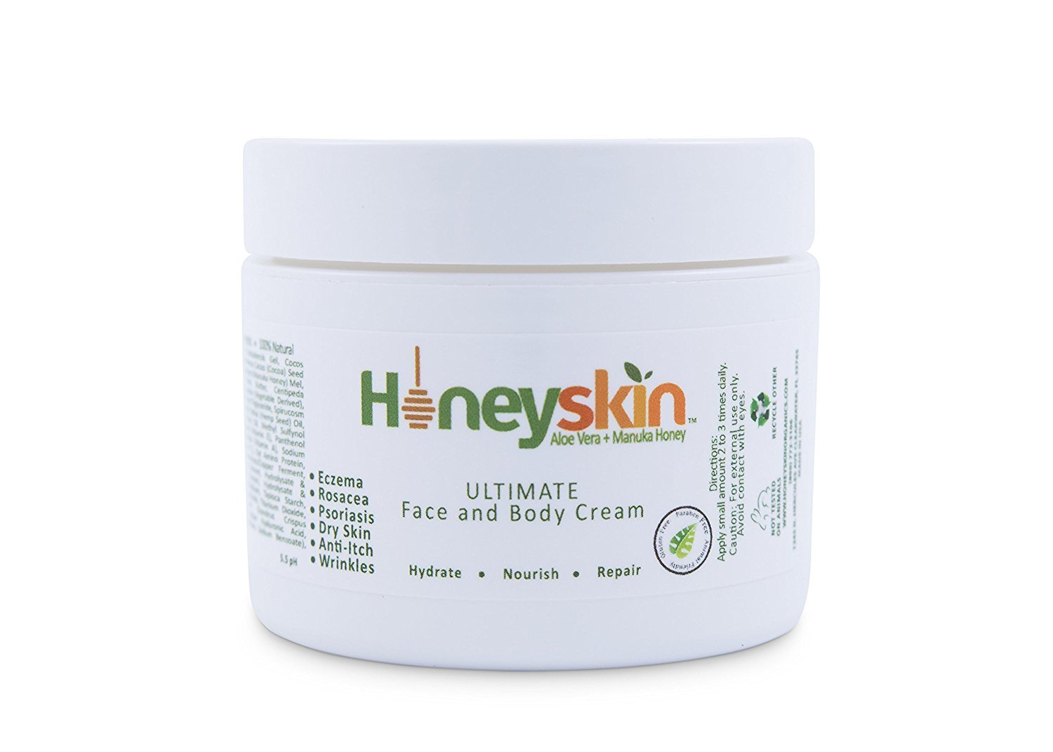 moisturizer Honey facial