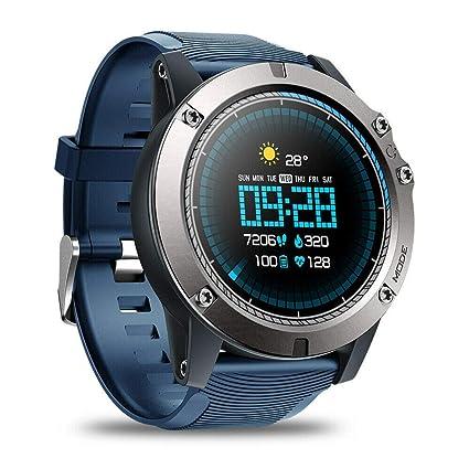 Amazon.com: Reloj inteligente deportivo, resistente al agua ...