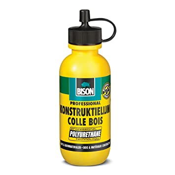 Bison - 1388601 - Colle Bois Polyurethane 75Gr: Amazon.Fr: Bricolage