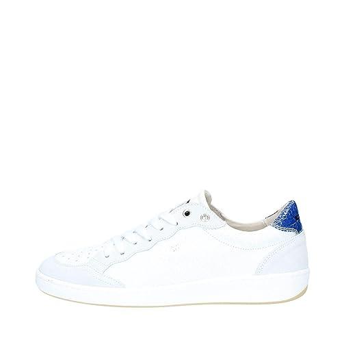 Scarpe Pellecamoscio ModMurray Sneaker In Uomo Blauer Biancoblu 1JuFc3Tl5K