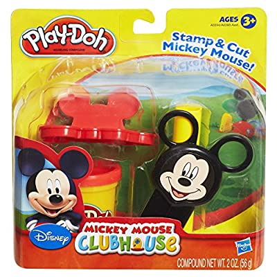 Play-Doh Mickey Mouse Clubhouse Set (Mickey): Toys & Games