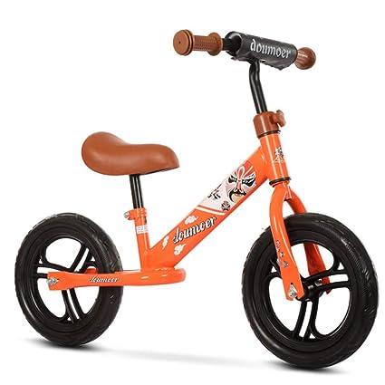 Bicicletas sin Pedales Bicicleta para niños y niñas Bicicleta ...