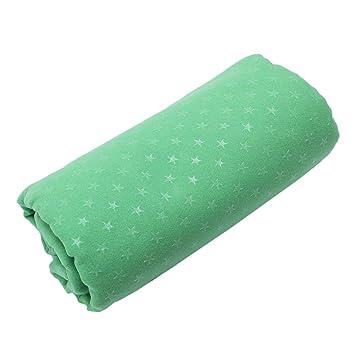 Monland Yoga Mat Towel Microfibra Antideslizante Absorbente ...