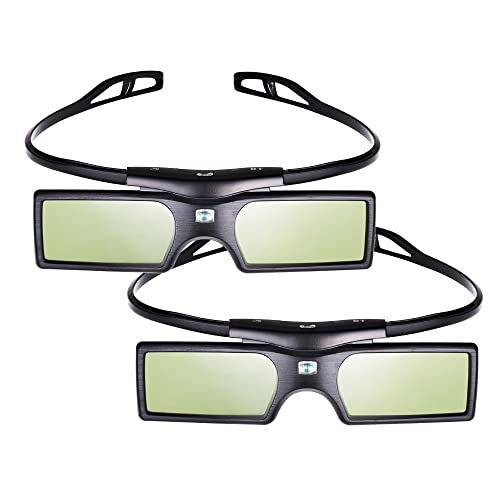 Samsung Ssg 4100gb Xc Battery Operated 3d Glasses Amazon