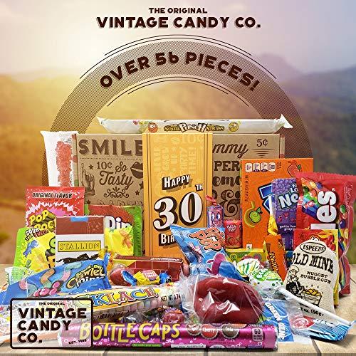 Buy 30th birthday gift ideas