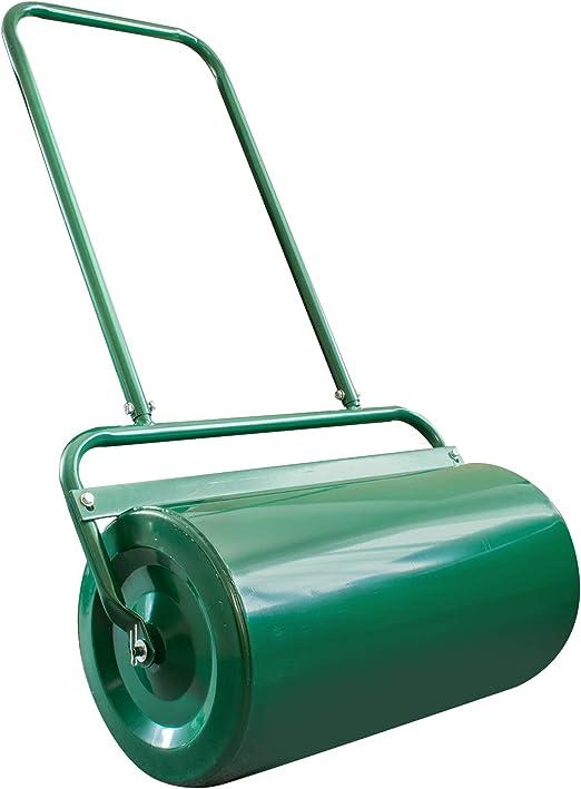 KCTK 5060502530059 - Rodillo para césped (70 x 38 x 38 cm), Color Verde: Amazon.es: Jardín