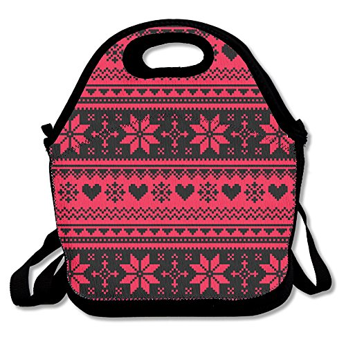 Christmas New Design Lunch Bag One Size