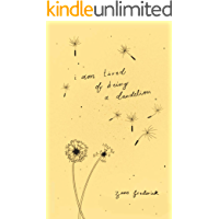 i am tired of being a dandelion book cover