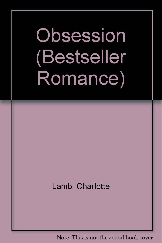Obsession (Bestseller Romance): Amazon co uk: Charlotte Lamb