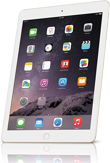 Amazon Com Apple Ipad Air 2 64 Gb Gold Renewed Computers Accessories
