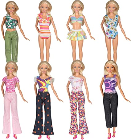 """Handmade 11.5/"""" doll clothes t-shirt for barbie dolls"""