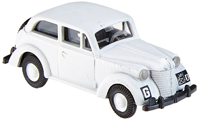 Amazon Com Busch 41105 Opel Olympia Limousine Ho Scale Vehicle