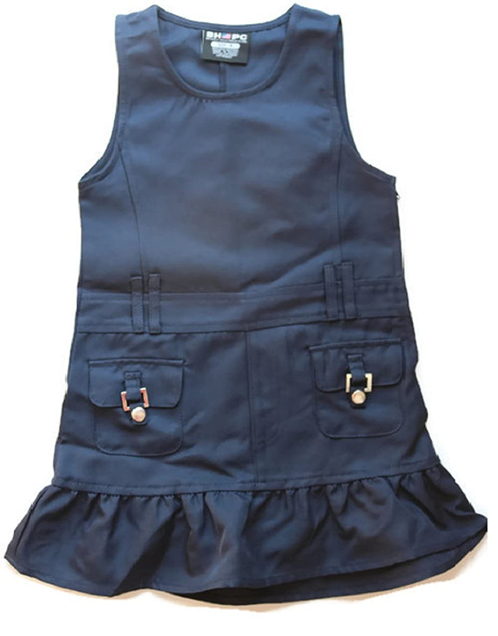 FGR Polo Club 2 Snap Front Pocket Twill School Jumper