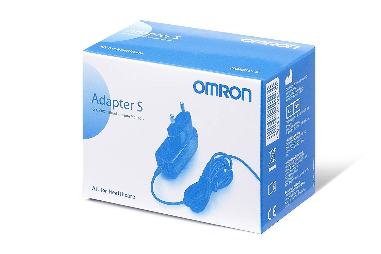 Omron HHP-CM01 - Adaptador de corriente AC para tensiómetro M2, M3, M6, M7 y inhalador C803: Amazon.es: Electrónica