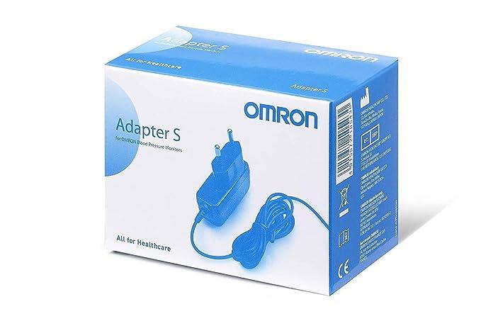 Omron HHP-CM01 - Adaptador de corriente AC para tensiómetro M2, M3, M6, M7 y inhalador C803