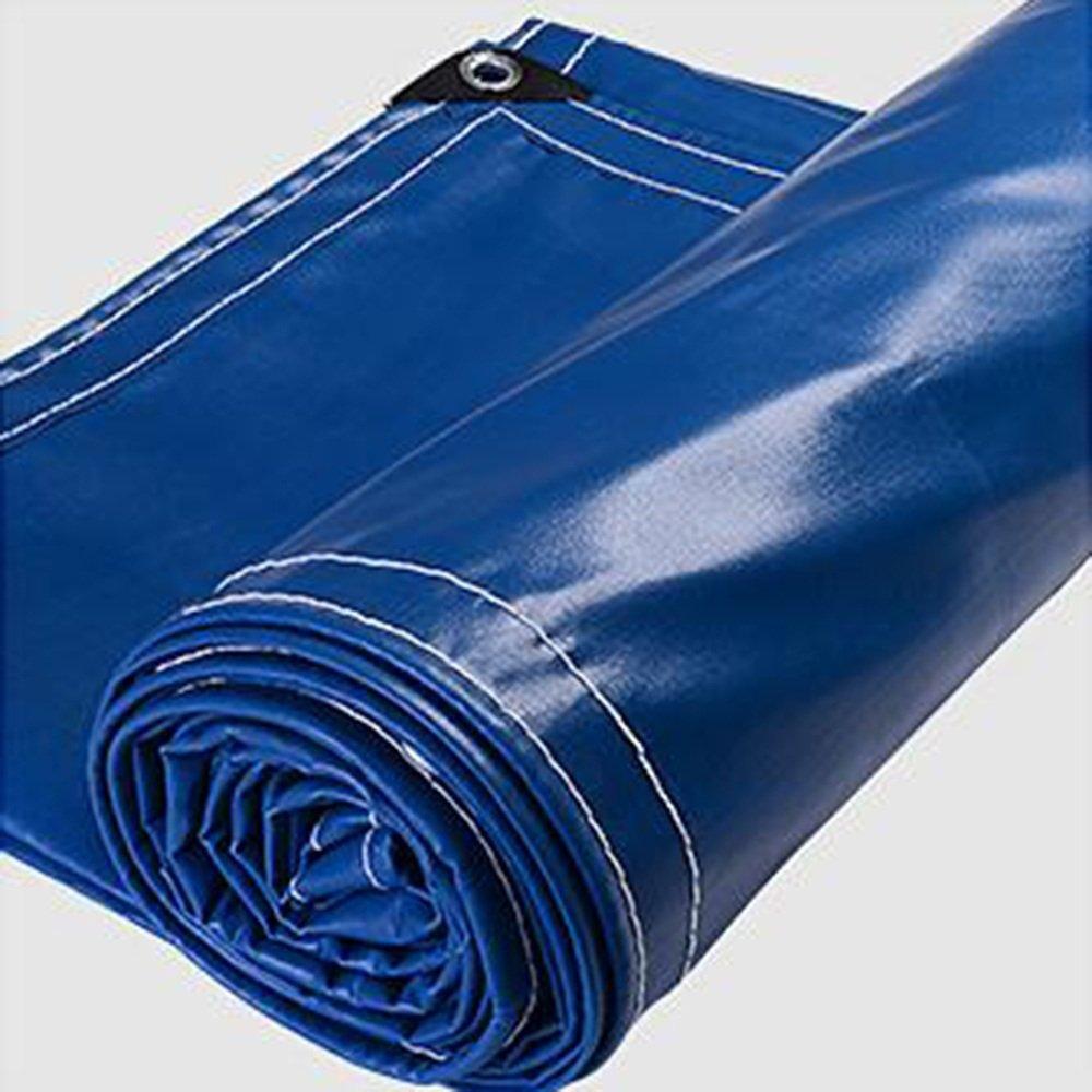 PJ Zelt Dickes wasserdichtes Tuch Dickes Zelt Wasserdichtes Tuch Wasserdichte Sonnenschutzplane Canvas \ Öl Tuch \ Baldachin Regenfestes Sonnenschutz-LKW-Segeltuch 600g \ ㎡ (Dicke  0.6MM) Es ist weit verbreitet 3bf3fa