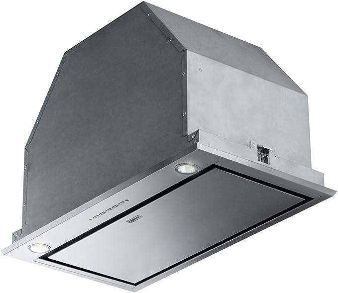 Franke 110.0442.943 Box Plus LED FBI 537 XS campana extractora para armario empotrado de acero inoxidable: Amazon.es: Grandes electrodomésticos