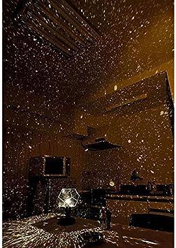 Amazon.com: yodaliy Cosmos - Lámpara de noche con diseño de ...
