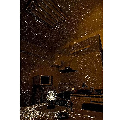 Astro Planetarium Star Celestial Projector Cosmos Romantic Light Night Sky Lamp