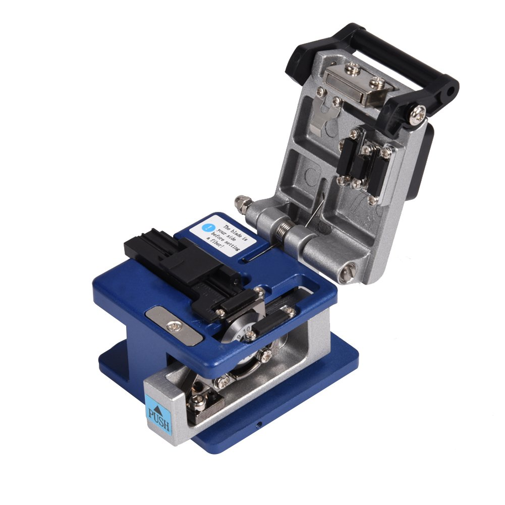 FC-6S Fiber Cleaver FTTH Assembly Optical Fiber Termination Tool Kit by Walfront (Image #4)