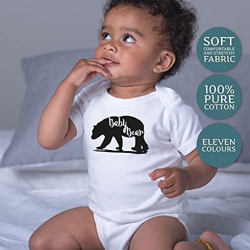 b5433eecd Boys Babybear Super Soft Bodysuit