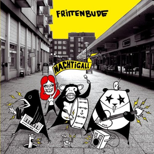Frittenbude: Nachtigall (Audio CD)