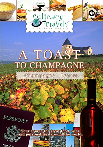 (Culinary Travels - A Toast to Champagne - Champagne, France)
