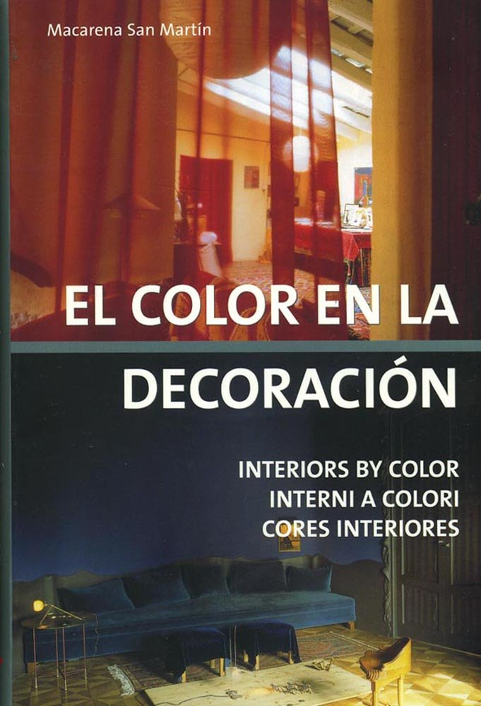 Color En La Decoracion, El