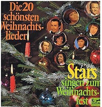 Stars Singen Die Schönsten Weihnachtslieder.Stars Singen Zum Weihnachtsfest Die 20 Schönsten Weihnachtslieder