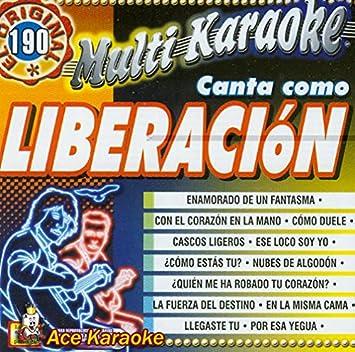 MultiKaraoke OKE-0190 Canta Como Liberacion CDG