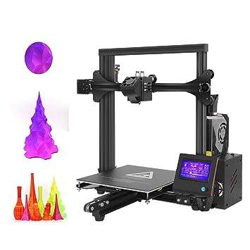 Impresora 3D Kit De Bricolaje Conjunto Marco Estable De ...