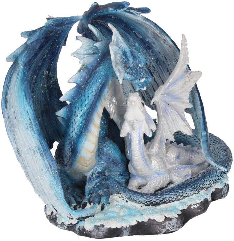 Nemesis Now Mothers Love  Figurine 22cm Blue