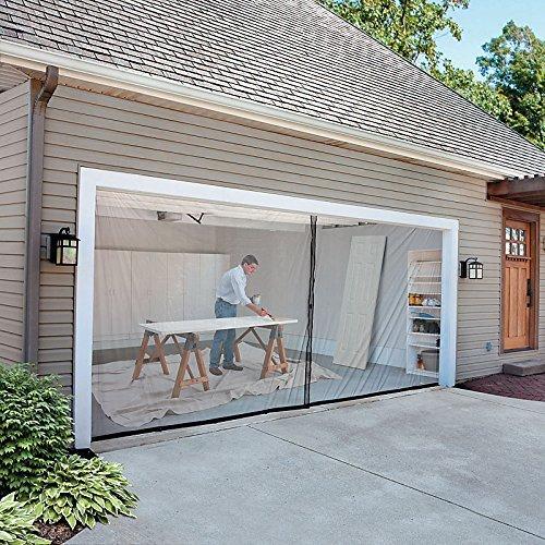 2-Car-Garage Screen Kit (16' W x 7' tall)