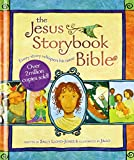 img - for The Jesus Storybook Bible: Every Story Whispers His Name book / textbook / text book