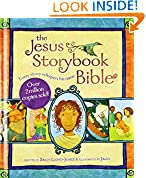 #6: The Jesus Storybook Bible: Every Story Whispers His Name