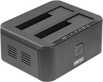 Unitek USB 3.0 to SATA Dual Bay Docking Station