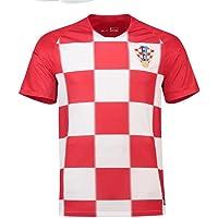 6d326b7f0ae47 Sykdybz 2018 Uniforme De Fútbol De Croacia Casa De Los Niños Adultos Jersey  Adolescente Traje De