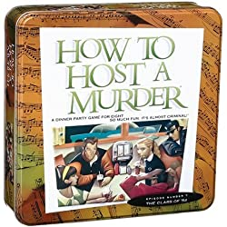 How to Host a Murder: A Dinner Party Game for Eight