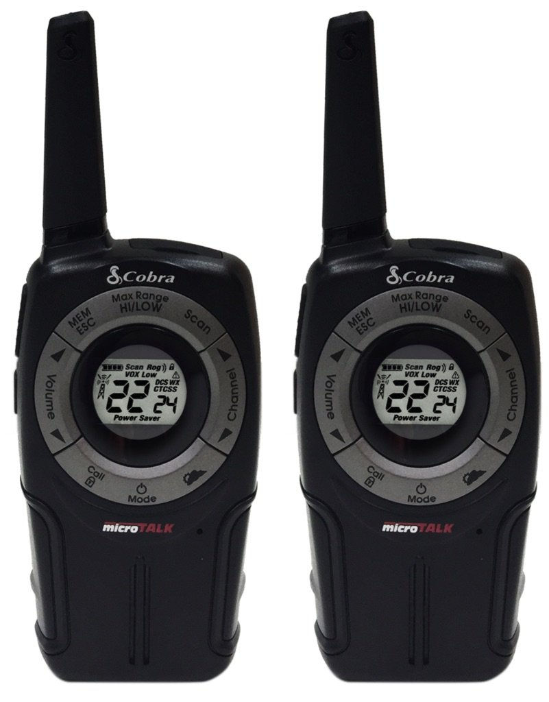 Cobra PR562BLT Walkie Talkies Pro Series 28-Mile Bluetooth Two-Way Radios (Pair) by Cobra (Image #2)