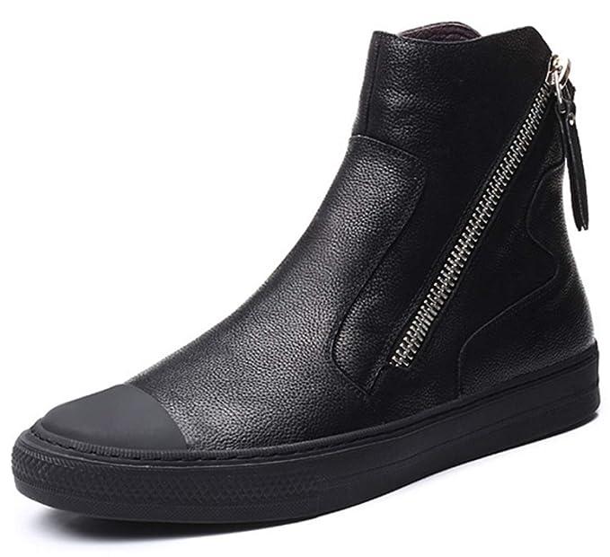 Botas Martin De Moda Para Hombre Altas Y Altas Zapatos Deportivos Casuales Botines: Amazon.es: Ropa y accesorios