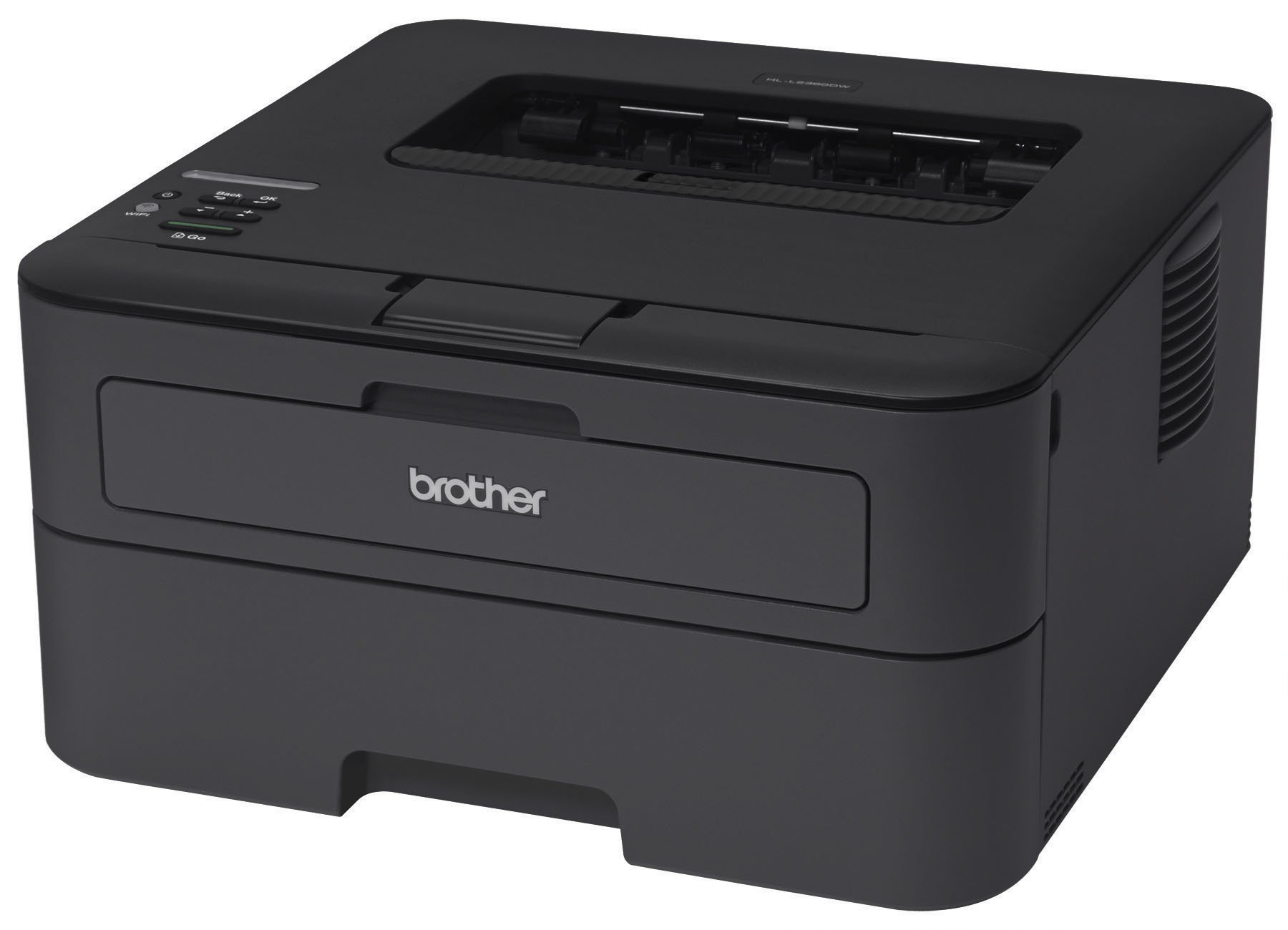 Brother Printer EHLL2340DW Wireless Monochrome Printer (Certified Refurbished) by Brother (Image #2)