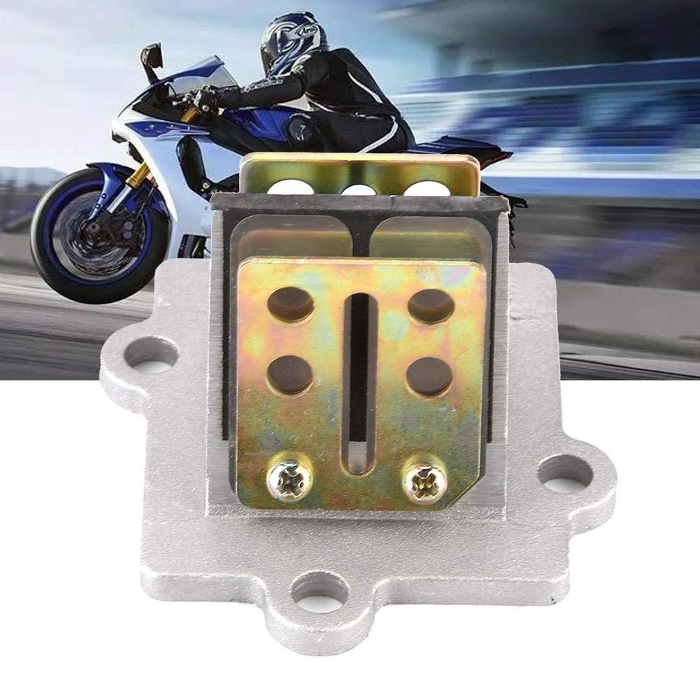 gruppo valvola lamellare di aspirazione moto per Minarelli JOG 50cc 2 tempi Valvola lamellare