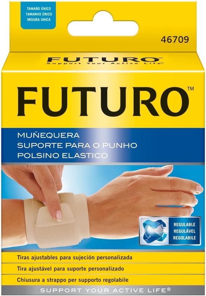 Future Elastic Cuff beige